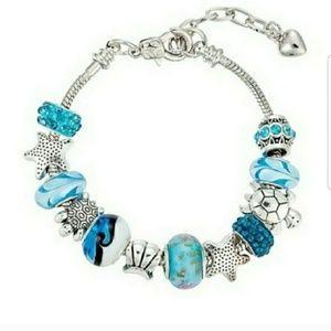 COMING SOON. Sea charm bracelet.